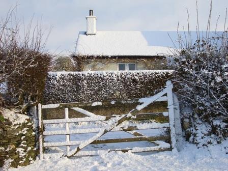 Snow house 1