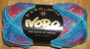 Noro sock