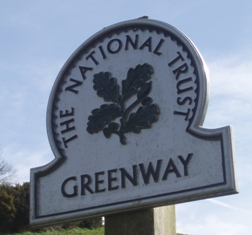 Greenway nt sign