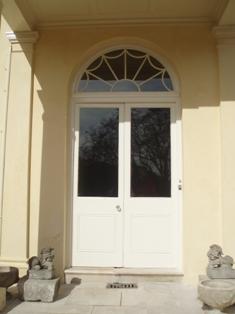 Greenway door