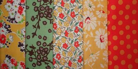 Cowslip fabric