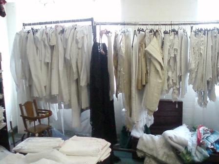 Topsham linen