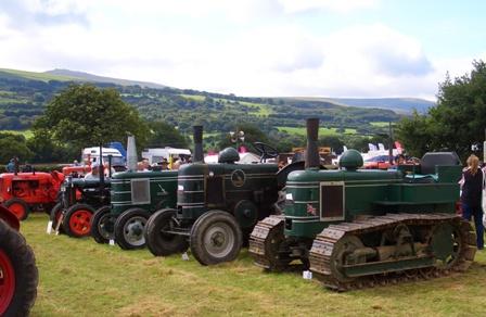O show tractors
