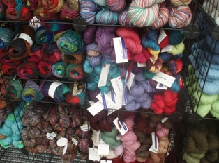 Fibrefest wool