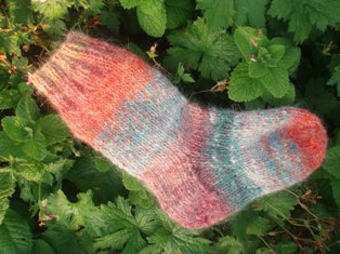 Noro big socks