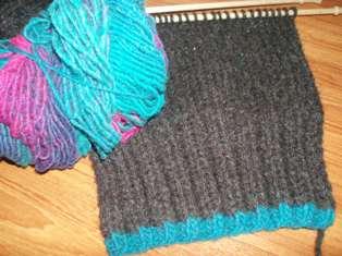 Chunky wool 1