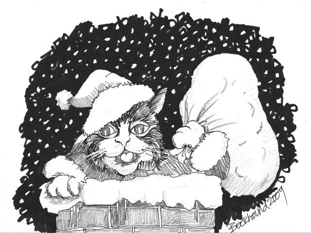 Santa-paws 09 ed