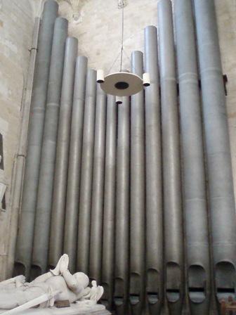 Ex cath organ