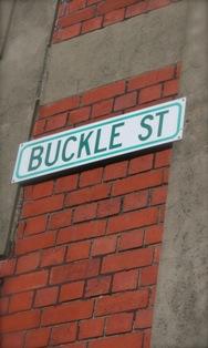 Nz buckle