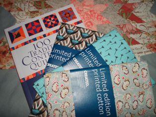 V&a quilt fabrics