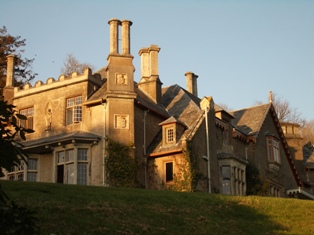 Hotel endsleigh view