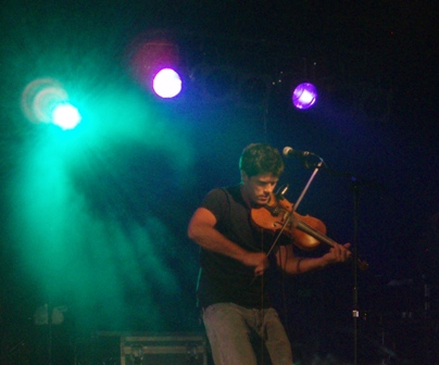 Seth Lakeman Tavy Tour Party September 14th 2010