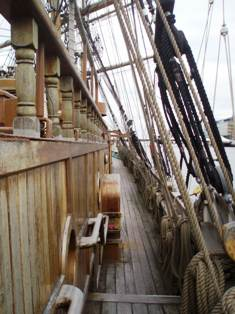 Dublin, Jeanie Johnstone, Famine ship