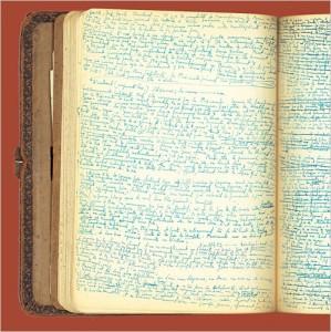 Suite Francaise manuscript