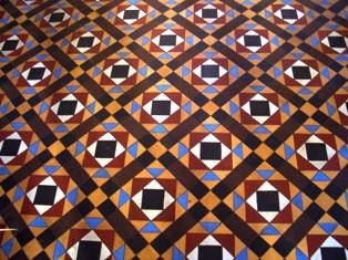 Ma pf mosaic