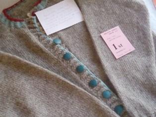 V show 2010 knit 2