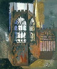Coventry Cathedral - John Piper