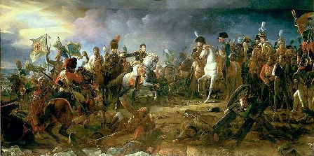 La bataille d'Austerlitz - Pascal