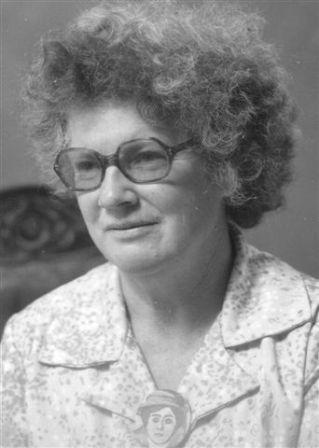 Janet Frame Portrait