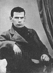 W&p tolstoy young