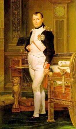 W&p Napoleon_Bonapartes_portrait