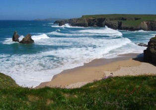 porthcothan-bay-by-phil harding-2008