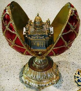Faberge egg...I want one of these