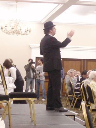 Bloomsday 2011, The Gresham Hotel