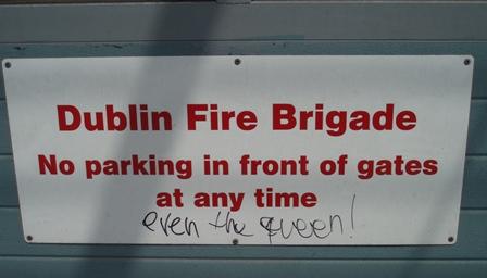 Dublin 11 queen