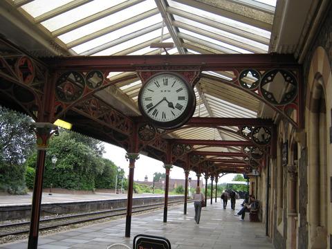 Malvern station