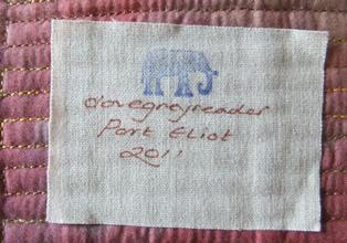 Port eliot rc quilts label