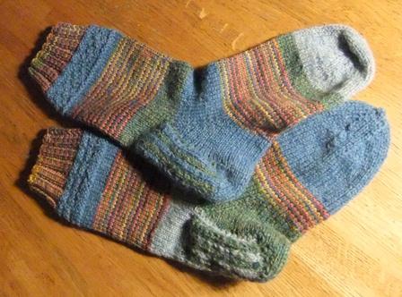 Vill show socks