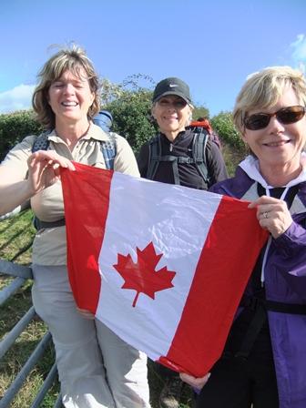 Canada day! flag