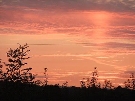 Jam 11 sunset