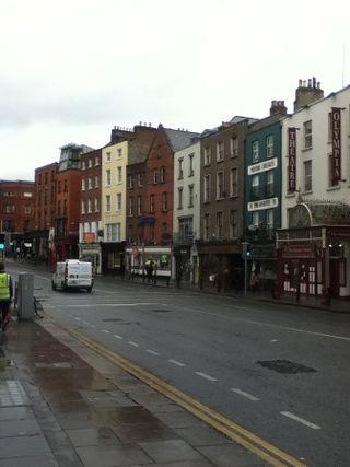 DUBLIN 2011 tEND 1