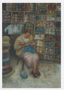 The Wool Shop ~ Kate Lynch