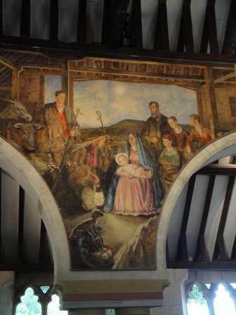 The Nativity, Berwick Church