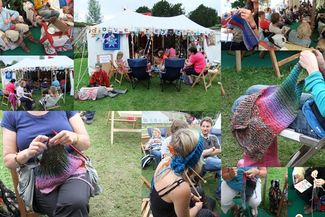 Port eliot 11 knitcollage