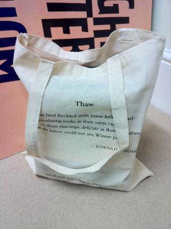 Narltf prize draw bag