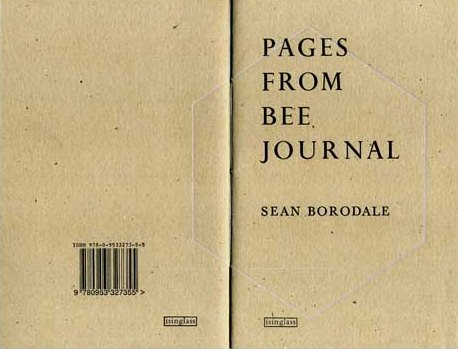 Pages from Bee Journal ~ Sean Borodale