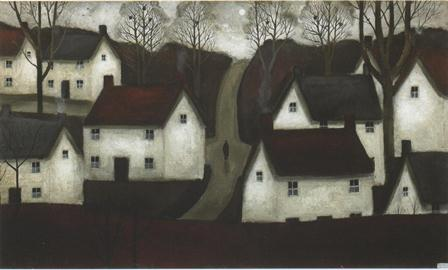 Winter Evening ~ John Caple