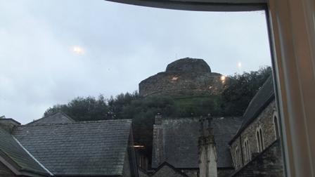 Launceston castle j's