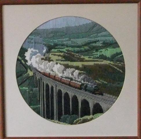 Tinker taps train 2