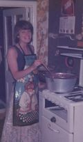Jam making 1977