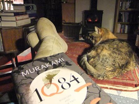 1Q84 + CATS