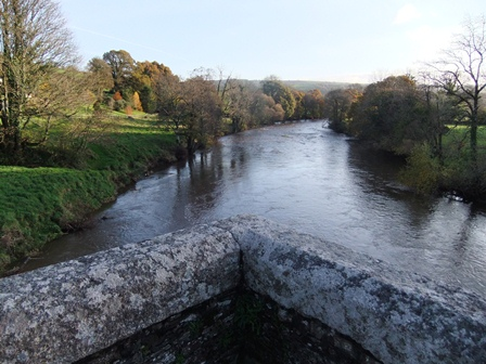 Tamar from Horsebridge November 2011