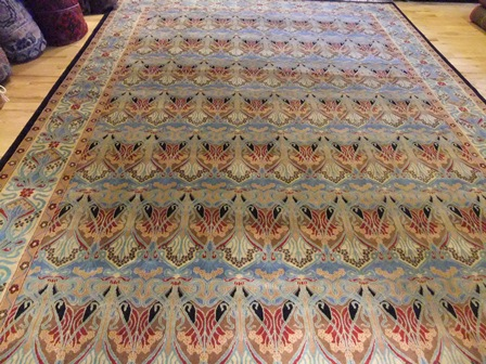 Liberty's of London Ianthe rug