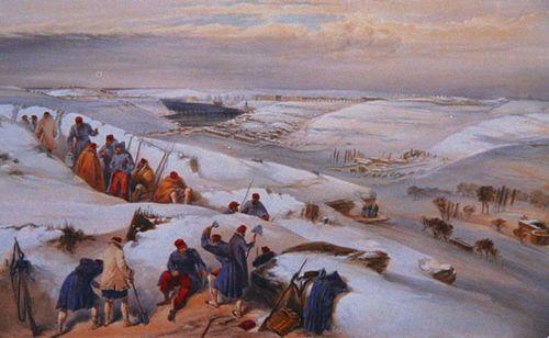 Christmas in the Crimea 2