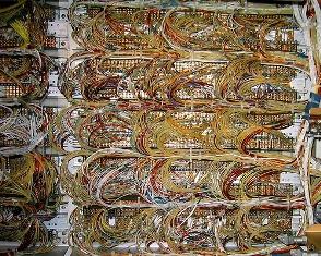 Tv wiring