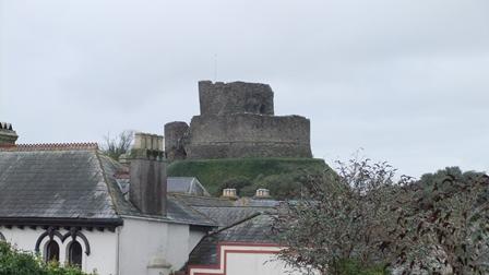 Launceston castle 1